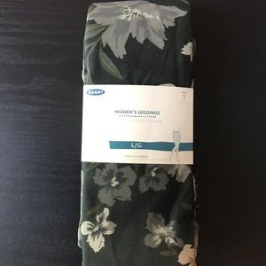 New Old Navy Women's Floral Leggings - Large